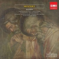 Dame Felicity Lott, Della Jones, Keith Lewis, Sir Willard White, David Bell, London Philharmonic Orchestra, London Philharmonic Choir, Franz Welser-Most – Mozart Requiem (The National Gallery Collection)