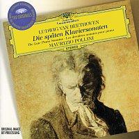 Přední strana obalu CD Beethoven: The Late Piano Sonatas