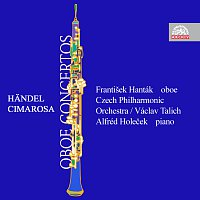 František Hanták, Česká filharmonie/Václav Talich – Händel, Cimarosa: Koncerty pro hoboj a orchestr.