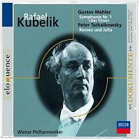 Přední strana obalu CD EloDokumente: Kubelik: Mahler 1. Sinfonie +