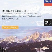 Wiener Philharmoniker, Symphonieorchester des Bayerischen Rundfunks – Strauss, R.: Ein Heldenleben; Also Sprach Zarathustra; Don Juan, etc.