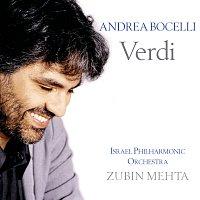 Andrea Bocelli, Israel Philharmonic Orchestra, Zubin Mehta – Andrea Bocelli - Verdi – CD