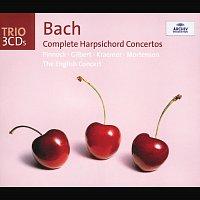 Přední strana obalu CD Bach: The Harpsichord Concertos