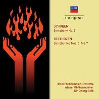 Israel Philharmonic Orchestra, Wiener Philharmoniker, Sir Georg Solti – Schubert: Symphony No. 5; Beethoven: Symphonies Nos. 3, 5 & 7
