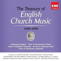 Various Artists.. – Treasury of English Church Music