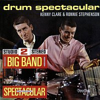 Sam Fonteyn, Kenny Clare, Ronnie Stephenson – Big Band Spectacular + Drum Spectacular