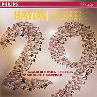 English Chamber Orchestra, Raymond Leppard, Academy of St. Martin in the Fields – Haydn: 29 Named Symphonies