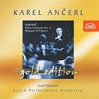 Česká filharmonie, Karel Ančerl – Ančerl Gold Edition 12. Martinů: Koncert pro klavír a orchestr č. 3, Kytice