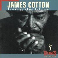 James Cotton – Living The Blues