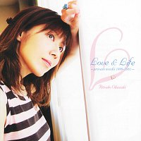 Přední strana obalu CD Love & Life Private Works 1999-2001