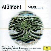 Hans-Martin Linde, Hans Elhorst, David Reichenberg, Heinz Holliger, Trevor Pinnock – Albinoni: Adagio & Concerti