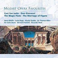 Bayerisches Staatsorchester, Wolfgang Sawallisch – Mozart Opera Favourites