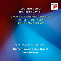 Sinfonieorchester Basel – 7 Canciones populares Espanolas/III. Asturiana (Arr. for Soprano and Orchestra by Luciano Berio)