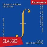 Přední strana obalu CD Prague Spring Festival Gold Edition: Vol. 1