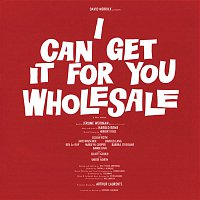 Barbra Streisand, Jack Kruschen, Lehman Engel, Sheree North, Harold Lang, Kenneth LeRoy, Elliott Gould, Lillian Roth, Marilyn Cooper, Bambi Linn – I CAN GET IT FOR YOU WHOLESALE          Original Broadway Cast Recording *