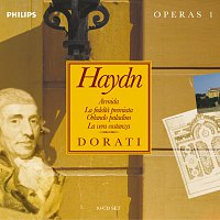 Antal Dorati, Orchestre de Chambre de Lausanne – Haydn: Operas, Vol.1