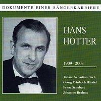 Hans Hotter – Dokumente einer Sangerkarriere - Hans Hotter