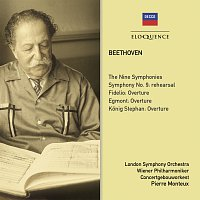 Pierre Monteux, Koninklijk Concertgebouworkest, London Symphony Orchestra – Beethoven: The Nine Symphonies