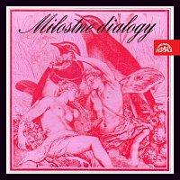 Různí interpreti – Milostné dialogy: Ztracený prsten, Robin a Marion, Romeo a Julie,...
