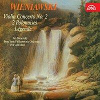 Jan Stanovský, Filharmonie Brno/Petr Altrichter – Wieniawski: Houslový koncert č. 2, Dvě polonézy, Legenda