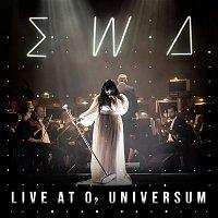 Přední strana obalu CD Live at O2 Universum