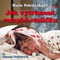 Simona Postlerová – Poledňáková: Jak vytrhnout velrybě stoličku