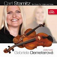 Gabriela Demeterová – Stamic: Šest duet pro housle a violu