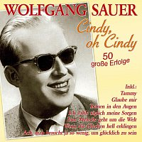 Wolfgang Sauer – Cindy, oh Cindy - 50 grosze Erfolge
