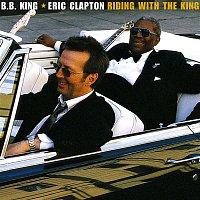 Přední strana obalu CD Riding With The King