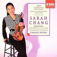 Sarah Chang, Philharmonia Orchestra, Charles Dutoit, Royal Concertgebouw Orchestra – Vieuxtemps/Lalo Violin Concertos