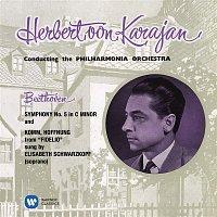 """Herbert von Karajan – Beethoven: Symphony No. 5, Op. 67 & """"Komm, Hoffnung"""" from Fidelio"""