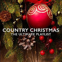 Přední strana obalu CD Country Christmas: The Ultimate Playlist