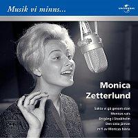 Monica Zetterlund – Monica Zetterlund/Musik vi minns