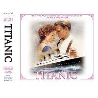 Přední strana obalu CD Titanic: Special Edition