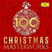 Přední strana obalu CD 100 Christmas Masterworks