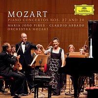 Maria Joao Pires, Orchestra Mozart, Claudio Abbado – Mozart: Piano Concertos Nos.27 And 20