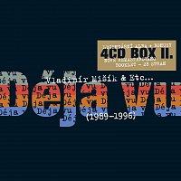 Přední strana obalu CD Déja vu (1989-1996) 4CD Box II
