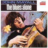 Přední strana obalu CD The Blues Alone