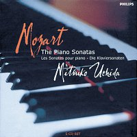 Mitsuko Uchida – Mozart: The Piano Sonatas [5 CDs]