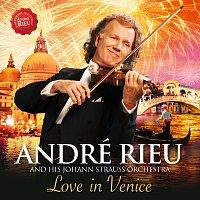 André Rieu, Johann Strauss Orchestra – Love In Venice DVD