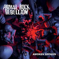 Přední strana obalu CD Awoken Broken