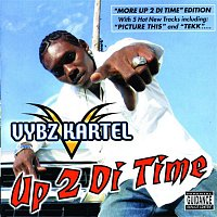Vybz Kartel – More Up 2 Di Time