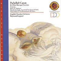 Raymond Leppard, English Chamber Orchestra, Henry Purcell – Pachelbel's Canon and other Baroque Favorites