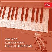 Přední strana obalu CD Britten, Kabalevskij: Sonáty pro violoncello a klavír