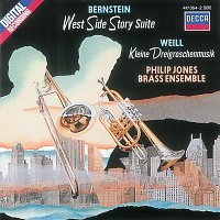 The Philip Jones Brass Ensemble – Bernstein: West Side Story/Weill: Little Threepenny Music