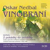 Přední strana obalu CD Vinobraní, Z pohádky do pohádky