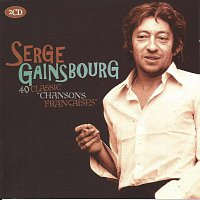 Serge Gainsbourg – 40 Classic Chansons Francaises