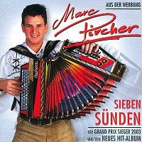 Přední strana obalu CD Sieben Sunden