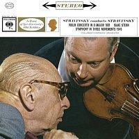 Igor Stravinsky – Stravinsky: Concerto in D & Symphony in 3 Movements