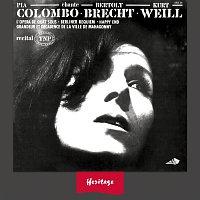 Pia Colombo – Heritage - Pia Colombo Chante Bertolt Brecht & Kurt Weill - Disc'AZ (1969) [e-album]